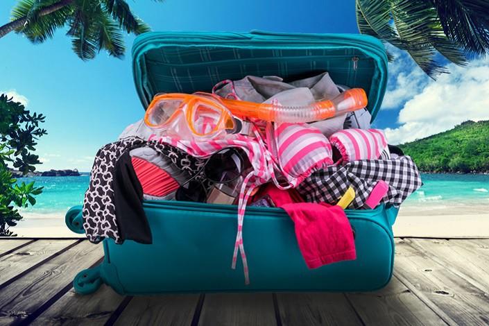 Собираем чемодан в поездку