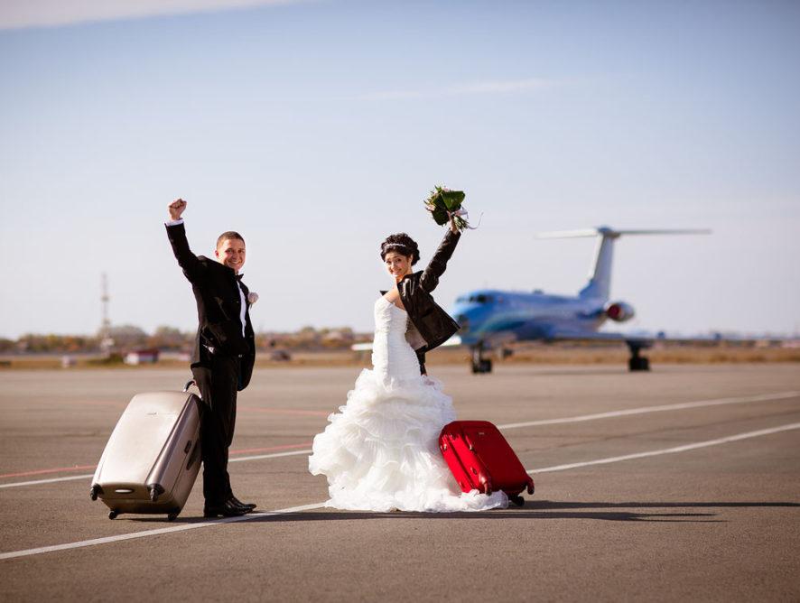 10 лучших мест для свадебного путешествия